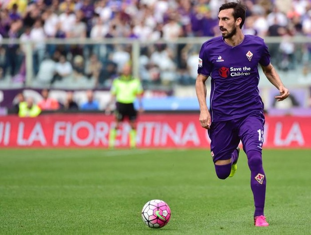 Fiorentina captain Davide Astori dies suddenly, aged 31