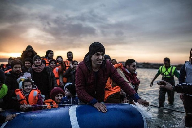 United Kingdom parliament says 'Sophia' saves lives, but has not stopped migrant smuggling