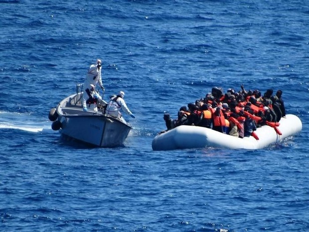 Libyan military strongman threatens Italian ships trying to stop flow of migrants