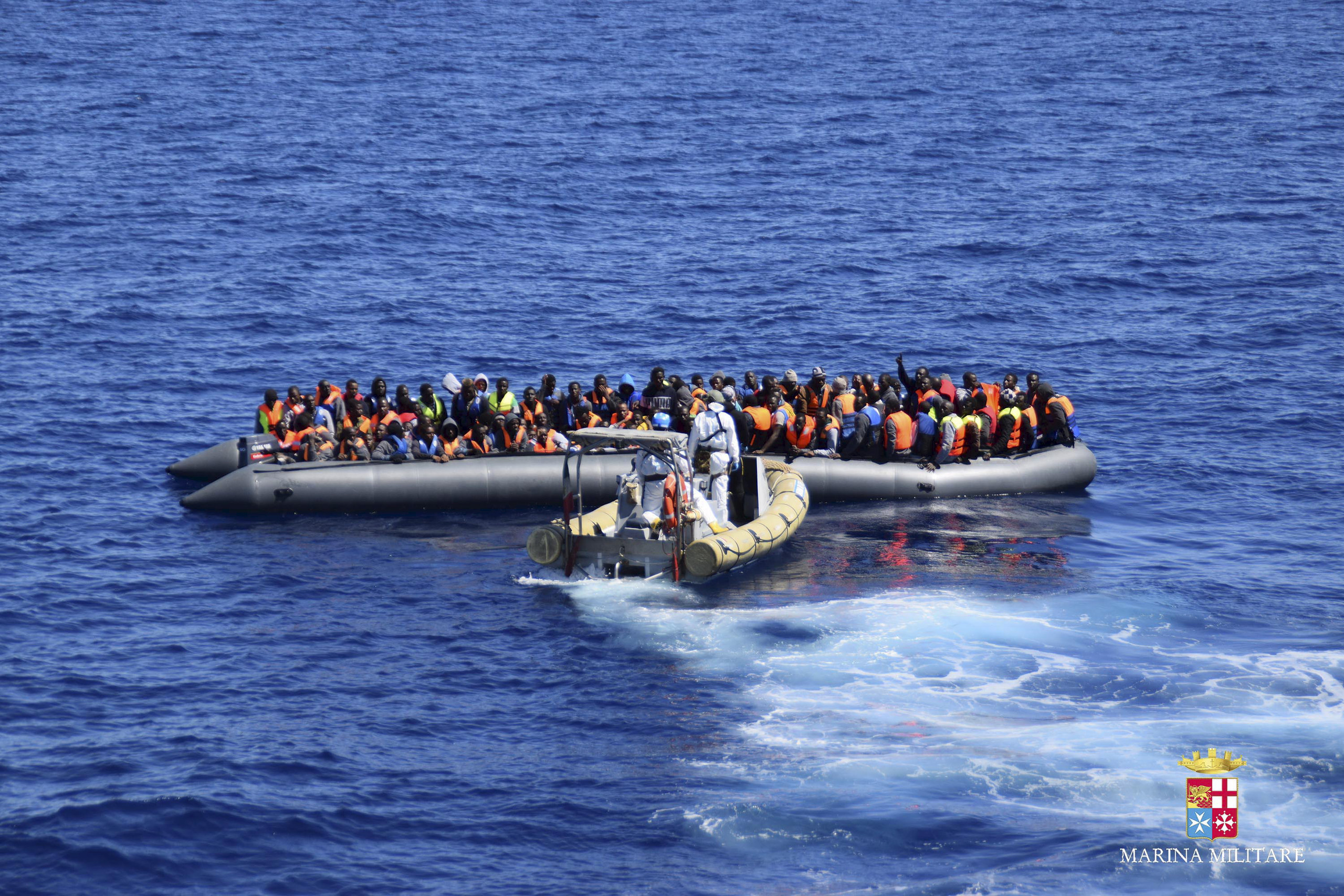 Some 3000 migrants rescued between Europe, North African coast: IOM
